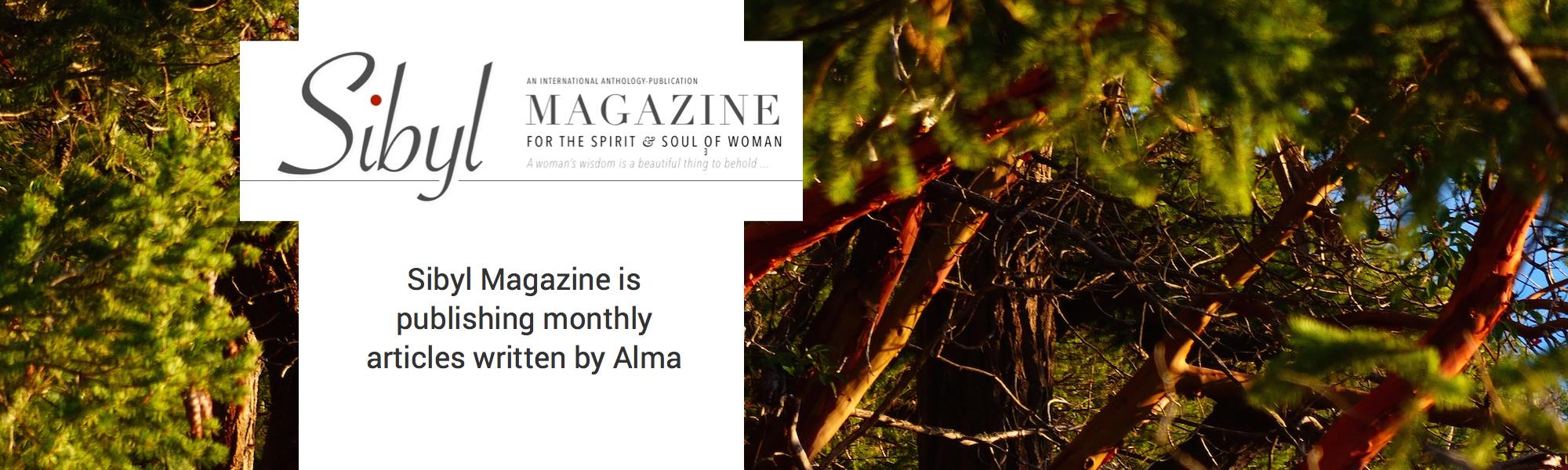 sibyl magazine articles by Alma Lightbody